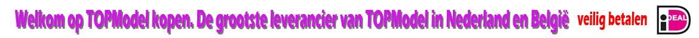 Welkom op Topmodel kopen - Topmodel online bestellen